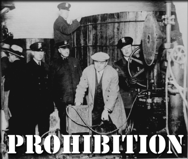 """The Success of Failed Attempts: Prohibition in the US"""